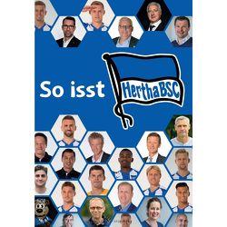 So isst Hertha BSC von Gaumenkünstler