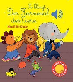 So klingt der Karneval der Tiere von Collet,  Emilie