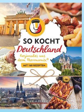 So kocht Deutschland von Watermann,  Antje