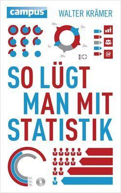 So lügt man mit Statistik von Krämer,  Walter