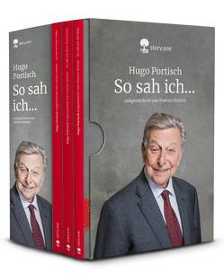 So sah ich. Mein Leben. Mein Österreich. Die Welt – Drei Bände im Schmuckschuber. Life is a story – story.one von Portisch,  Hugo, Steiner,  Hannes