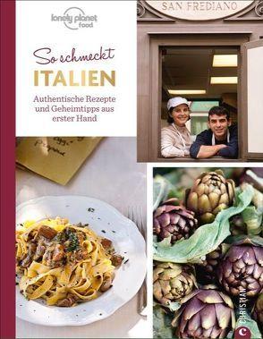 So schmeckt Italien von Lichtner,  Gabriele, Lonely Planet,
