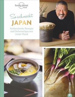 So schmeckt Japan von Lonely Planet, , Werner,  Sabine A