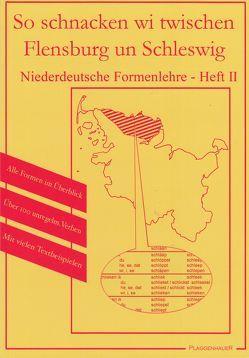 So schnacken wi twischen Flensburg un Schleswig von Jensen,  Annemarie
