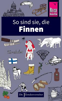 So sind sie, die Finnen von Moles,  Tarja