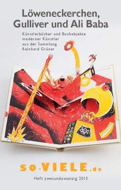 so viele Heft 22 Löweneckerchen, Gulliver und Ali Baba von Grüner,  Reinhard, Kretschmer,  Hubert