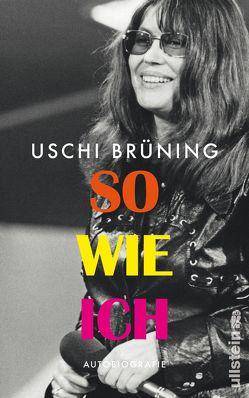 So wie ich von Brüning,  Uschi