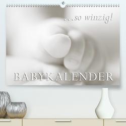 …so winzig – Babykalender (Premium, hochwertiger DIN A2 Wandkalender 2021, Kunstdruck in Hochglanz) von W. Lambrecht,  Markus