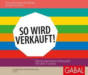 So wird verkauft! von Brandt-Biesler,  Franziska, Franke,  Gabi, Grauel,  Heiko, Krumm,  Rainer