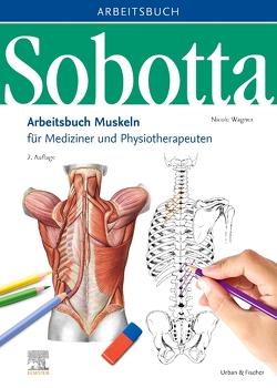 Sobotta Arbeitsbuch Muskeln von Wagner,  Nicole
