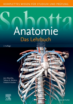 Sobotta Lehrbuch Anatomie von Böckers,  Tobias M., Paulsen,  Friedrich, Waschke,  Jens