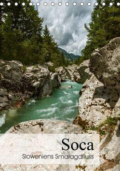 Soca – Sloweniens Smaragdfluss (Tischkalender 2019 DIN A5 hoch) von Bartek,  Alexander