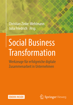 Social Business Transformation von Friedrich,  Julia, Zinke-Wehlmann,  Christian