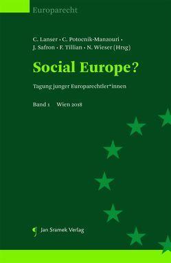Social Europe? von Lanser et al.