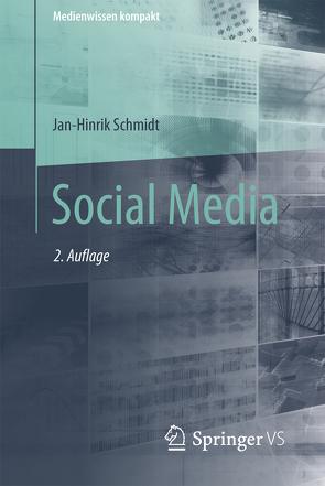 Social Media von Schmidt,  Jan-Hinrik