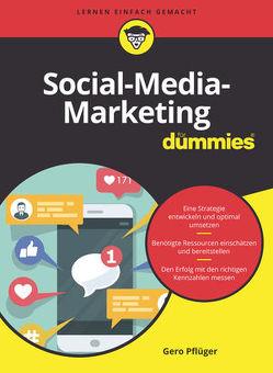 Social-Media-Marketing für Dummies von Pflüger,  Gero
