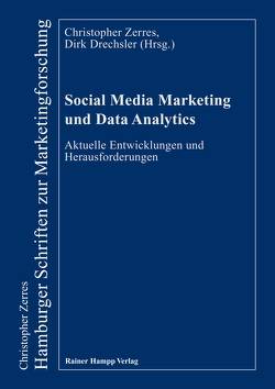 Social Media Marketing und Data Analytics von Drechsler,  Dirk, Zerres,  Christopher