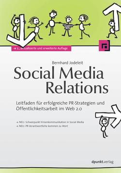Social Media Relations von Jodeleit,  Bernhard