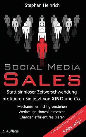 Social Media Sales von Heinrich,  Stephan