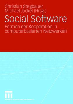 Social Software von Jäckel,  Michael, Stegbauer,  Christian