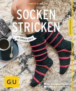 Socken stricken von Ulmer,  Babette