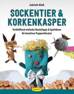 Sockentier & Korkenkasper von Klink,  Gabriele