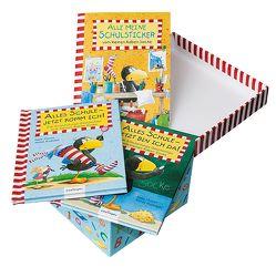 Der kleine Rabe Socke: Sockes rabenstarke Schul-Kiste von Moost,  Nele, Rudolph,  Annet