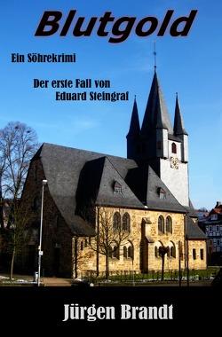 Söhrekrimis / Blutgold von Brandt,  Jürgen