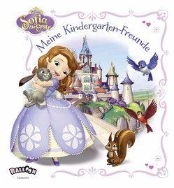 Sofia die Erste – Meine Kindergarten-Freunde von Disney