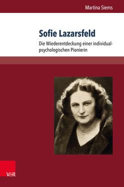 Sofie Lazarsfeld von Siems,  Martina