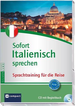 Sofort Italienisch sprechen von Ventresca,  Ivana