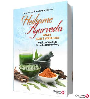 Soforthilfe mit Ayurveda von Rhyner,  Hans H, Rhyner,  Irene