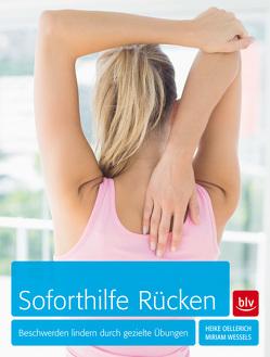 Soforthilfe Rücken von Brauner,  Angelika, Oellerich,  Heike, Wessels,  Miriam