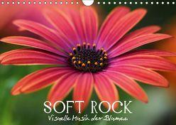 Soft Rock – Visuelle Musik der Blumen (Wandkalender 2019 DIN A4 quer) von Photon (Veronika Verenin),  Vronja
