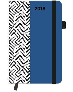 SoftTouch Diary Hexagon 2018