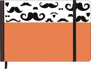 SoftTouch Silhouettes Moustache 15×10