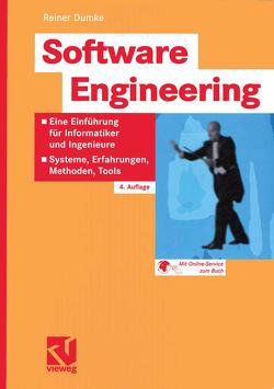 Software Engineering von Dumke,  Reiner