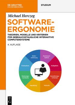 Software-Ergonomie von Herczeg,  Michael