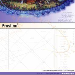 Software für Vedische Astrologie: Prashna-Professional
