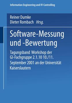 Software-Messung und -Bewertung von Dumke,  Reiner, Rombach,  Dieter