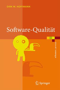 Software-Qualität von Hoffmann,  Dirk W.