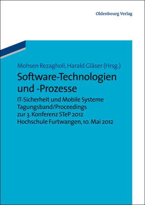 Software-Technologien und -Prozesse von Gläser,  Harald, Rezagholi,  Mohsen