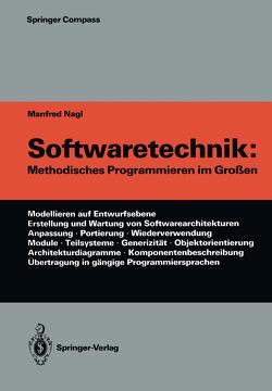 Softwaretechnik von Nagl,  Manfred