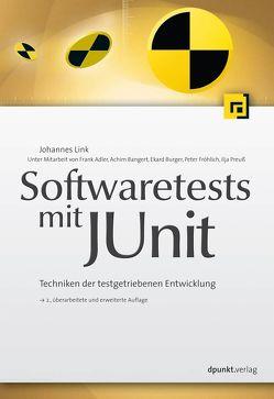 Softwaretests mit JUnit von Link,  Johannes