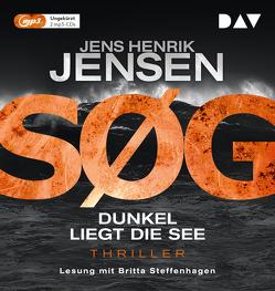 SØG. Dunkel liegt die See von Buchinger,  Friederike, Jensen,  Jens Henrik, Steffenhagen,  Britta