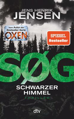 SØG. Schwarzer Himmel von Jensen,  Jens Henrik, Sonnenberg,  Ulrich