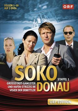 SOKO Donau von Eyron,  Bruno, Klebow,  Lilian, Siegl,  Dietrich
