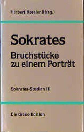 Sokrates – Bruchstücke zu einem Porträt von Kessler,  Herbert