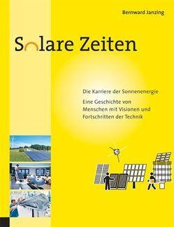 Solare Zeiten von Janzing,  Bernward