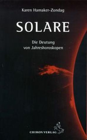 Solare von Hamaker-Zondag,  Karen, Ruf,  Christine, Talke,  Brigitte